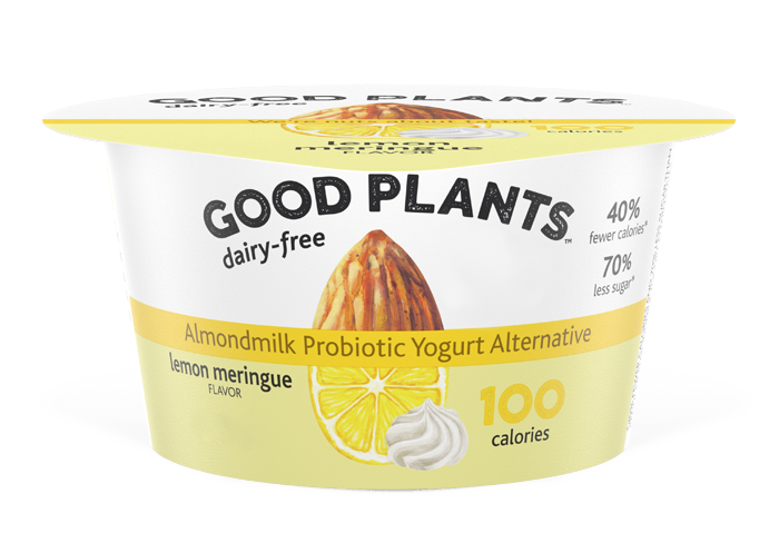 Good Plants™ Almondmilk Probiotic Yogurt Alternative
