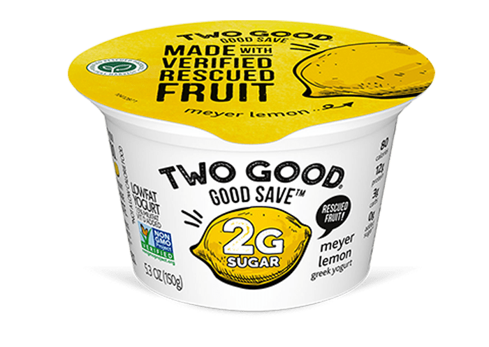 GOOD SAVE™ MEYER LEMON GREEK LOWFAT YOGURT